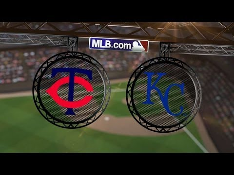 4/18/14: Vargas, Moustakas pace Royals over Twins