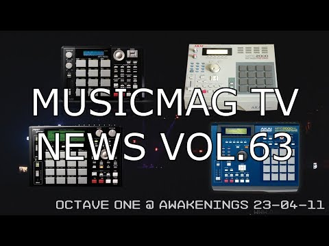 News 63: Elektron Digitakt, эволюция AKAI MPC, VST в Reason 9.5 и др.