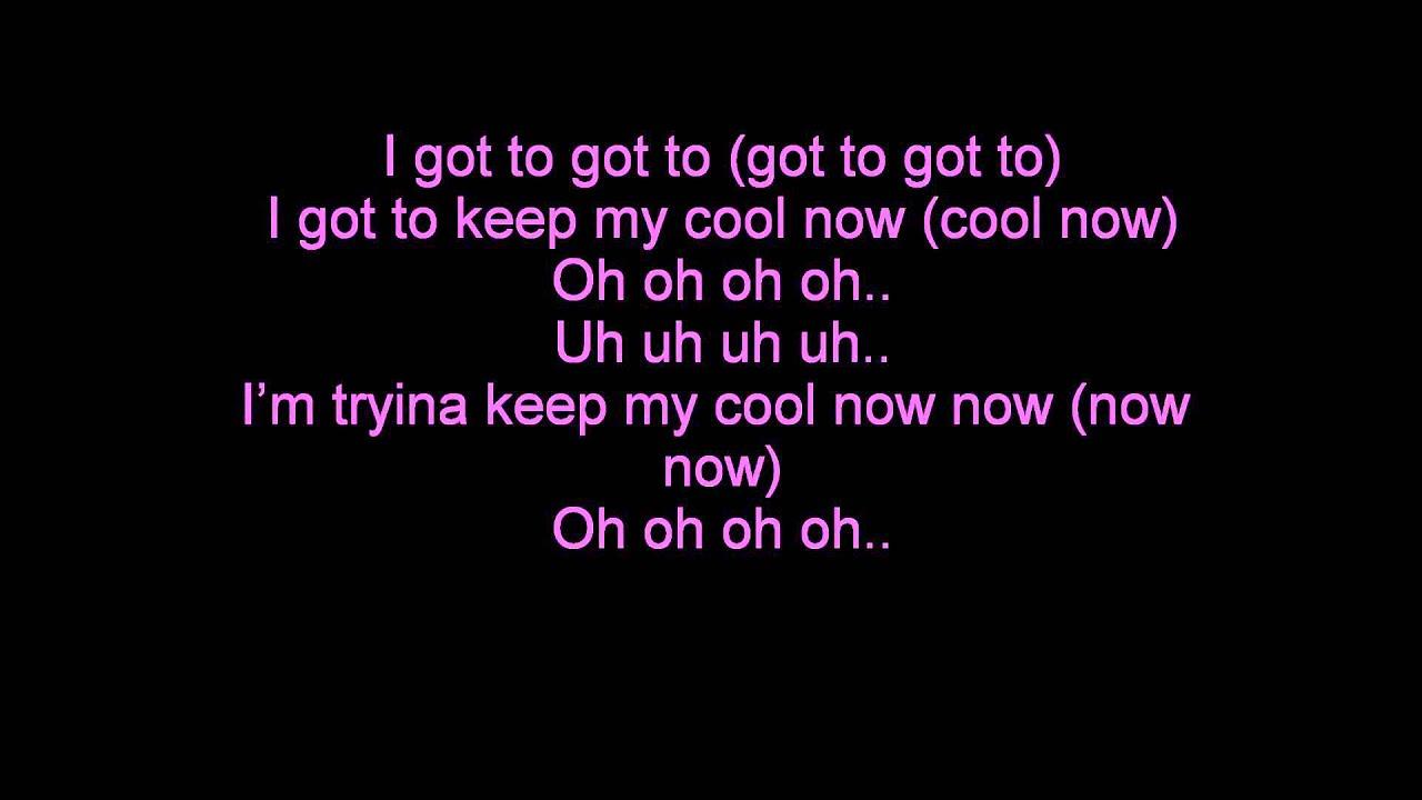 keep my cool aaradhna lyrics youtube