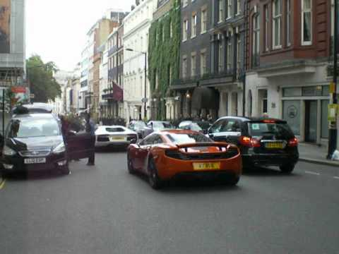 Curzon Street London in Curzon Street Mayfair