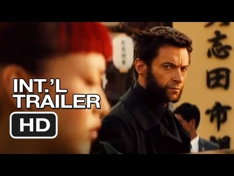 The Wolverine Official International Trailer #1 - Hugh Jackman Movie HD