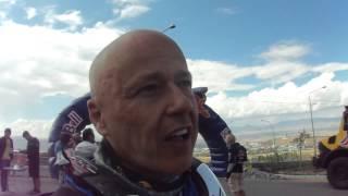 Transanatolia 2015: Francesco Tarricone al traguardo 4. tappa
