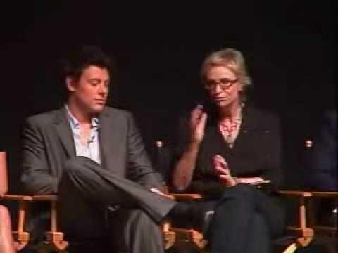 Glee Panel (25/04/10) - Future Guests/Themed Episodes Video