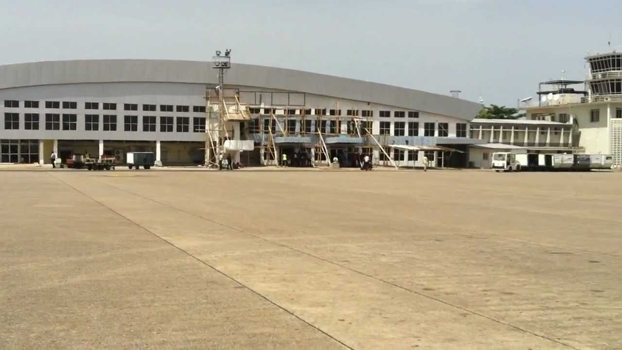 Aeropuerto Freetown (aeropuerto de Freetown Lungi Internacional).