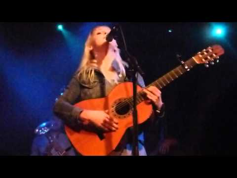 Laura Marling I Was Just a Card live in Berlin 2012