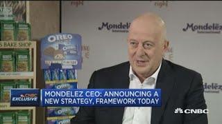 Mondelez International - Warehouse of the Future