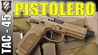 El Pistolero del CAPETA (TAC-45)