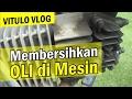 Membersihkan Kotoran Oli di Mesin Motor | Eksperimen #1 | DHARMASRAYA