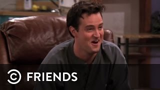 Joey And Chandler Get Free Porn | Friends