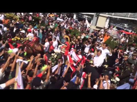 KONFERENSI PERS #GERUDUK Kabinet 1 SURA Suara Rakyat