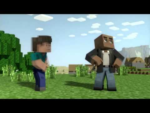 Samuel L Jackson in Minecraft VGA 10
