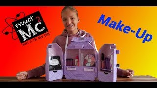 unboxing Project Mc2 Make-Up !