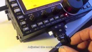Elecraft KXPD3 Keyer Paddle
