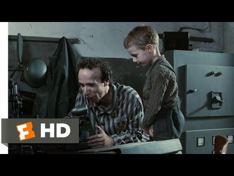 Life is Beautiful (8/10) Movie CLIP - Buongiorno Principessa! (1997) HD