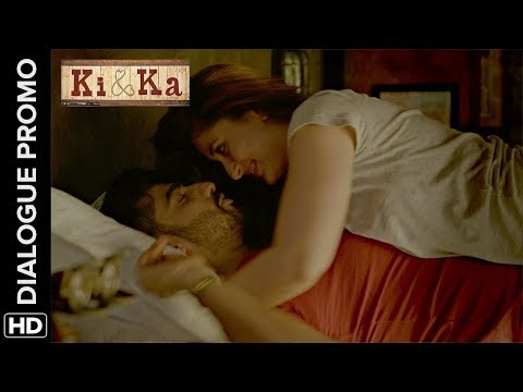 Arjun Complains Like A Typical Housewife | Ki & Ka | Dialogue Promo