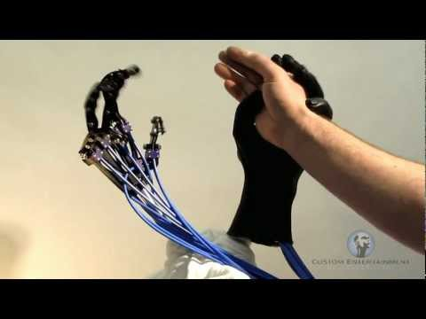 Animatronic Robotic Human Robotic Hands Servo 6 DoF