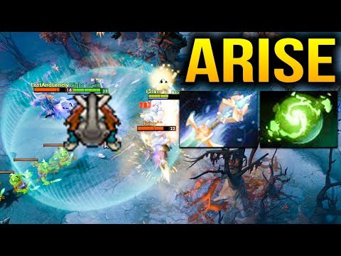 ARISE The Best Magnus Mid Lane with Kaya Dota 2