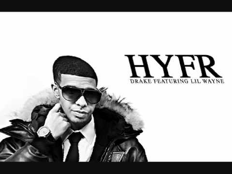 Hyfr-drake Feat. Lil Wayne [clean, Hq] video