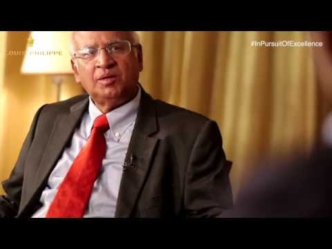 Louis Philippe presents In Pursuit Of Excellence. Watch India's former tennis stalwart and our host - Vijay Amritraj with IT industry technocrat, S. Ramadorai in a freewheeling chat. Revealing...