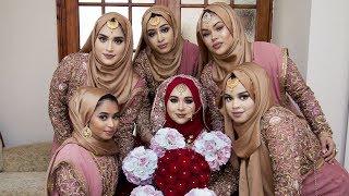 Asian wedding trailer |  Bengali Wedding Highlights | Afsana & Zamanur