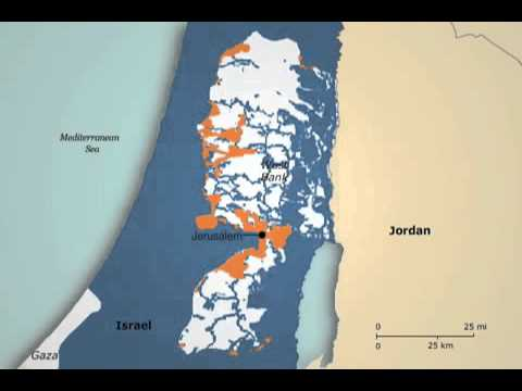 Illegal Israeli settlements and Palestine: A Land in Fragments