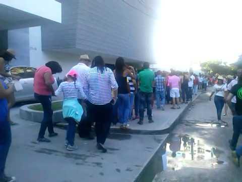 entradaSamarios llegando a la Playa de Los Cocos para el concierto #MásCorazonProfundo