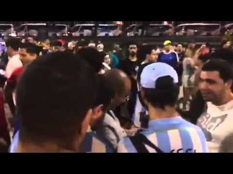 Ticket Scalping at Argentina vs. Bosnia at 2014 World Cup