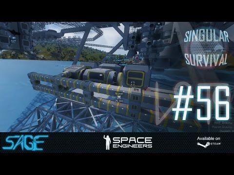 Space Engineers, Rover Rotors (Singular Survival, Ep 56)