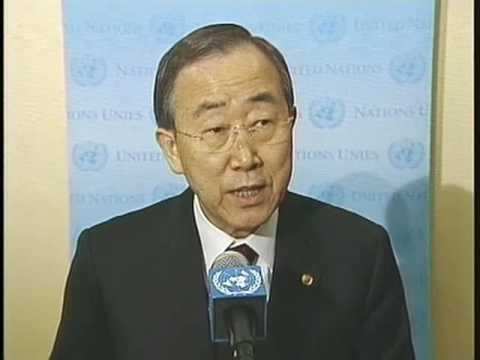 Myanmar: UN Secretary-General urges for the release of all political prisoners