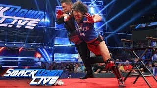 "Daniel Bryan crashes ""The Miz & Mrs."" Premiere Party: SmackDown LIVE, July 24, 2018"