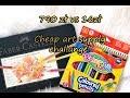 Polychromos vs tanie kredki - Wyzwanie tanimi przyborami do rysowania - Cheap art supply challanege!