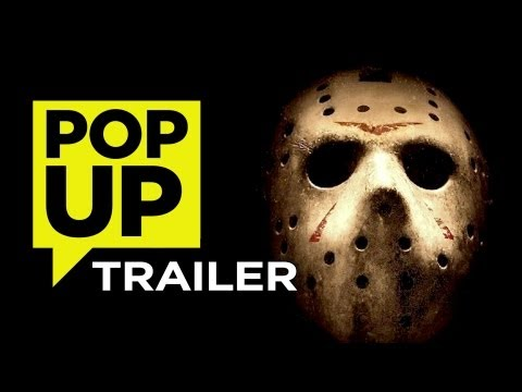Friday the 13th – Pop Up Trailer (1980) – Horror Movie HD