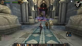 World Of Warcraft Classic Stress test fun