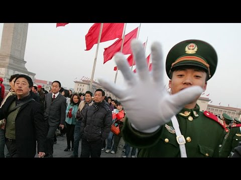 China's human rights record - in 60 seconds