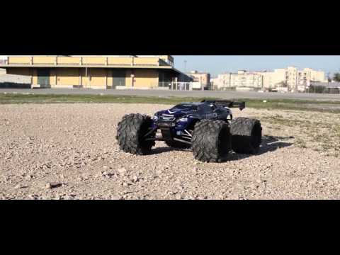 E - REVO Brushless Edition 6S Lipo The Movie