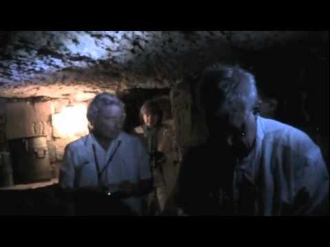 Odessa World War II Partisan Catacombs