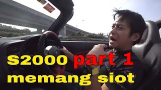Bagaimana Rasanya Bawa S2000 Vtec Part 1 | CARDOCK EvoMalaysia.com
