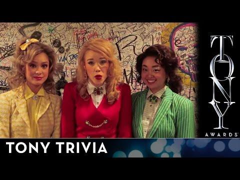 2014 Tony Awards Trivia - Heathers the Musical