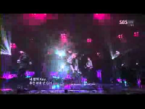 Ss501 - Love Like This Live.flv video