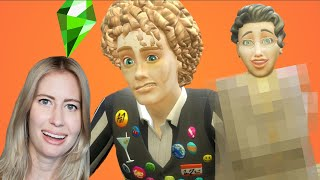 Grandma Is Out to GET SOME - Sims 4 Gameplay