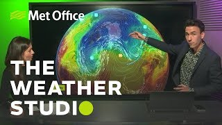 Its turning colder - The Weather Studio