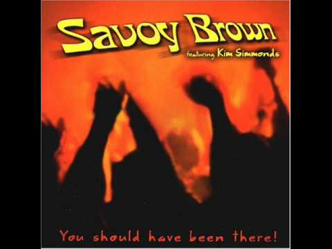 Savoy Brown Live - Where Has Your Heart Gone (Live CD Audio)
