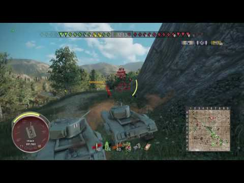 World of Tanks PS4 - Churchill VII Master