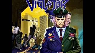 Violator - Scenarios of Brutality (2013) [FULL ALBUM]