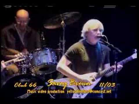 Savoy Brown-When It Rains