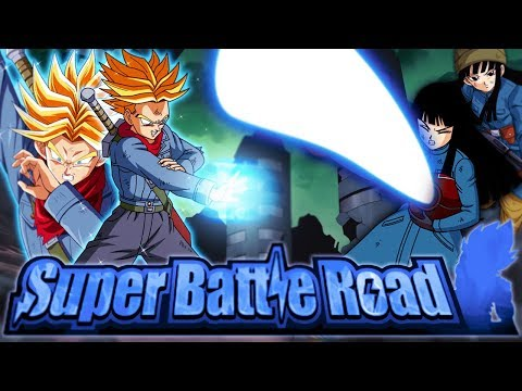 TRUNKS & MAI VS. FUTURE CATEGORY SUPER BATTLE ROAD! (DBZ: Dokkan Battle)