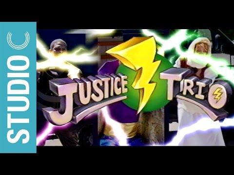 Justice Trio: Rejected Power Rangers Sequel - Studio C