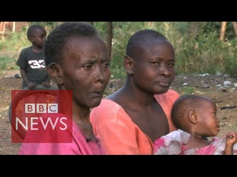 Why some straight women are marrying other women in Tanzania - BBC News