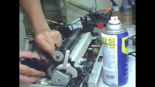 how to_ Disassemble LX-300+II