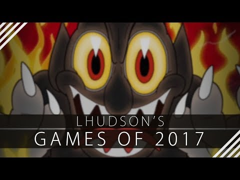 LHudson's Games of 2017